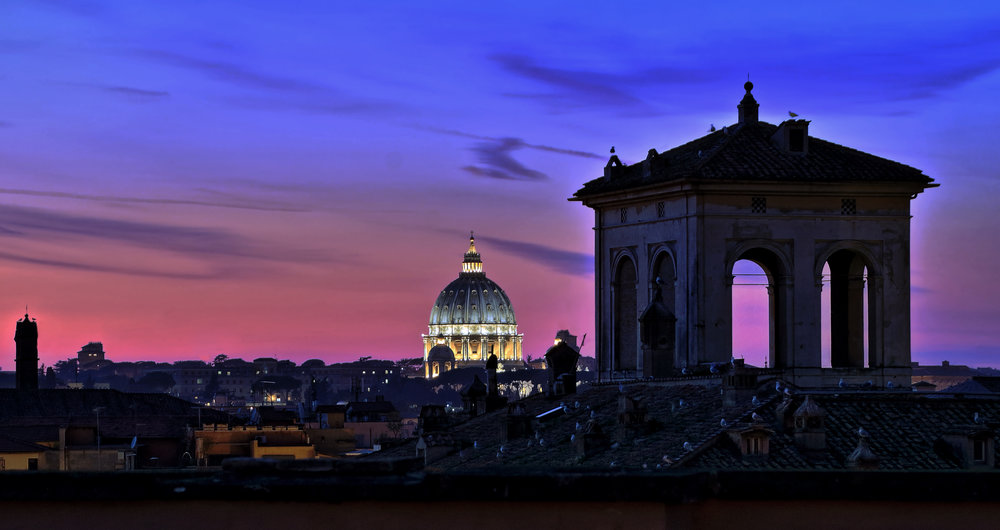 INTERNATIONAL - The Palazzetto in Rome