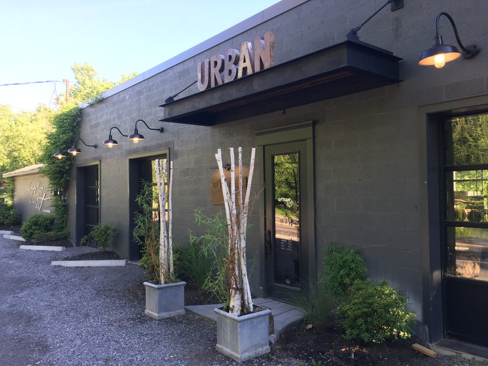 Exterior View of the Urban Design Store at 261 Mill Road