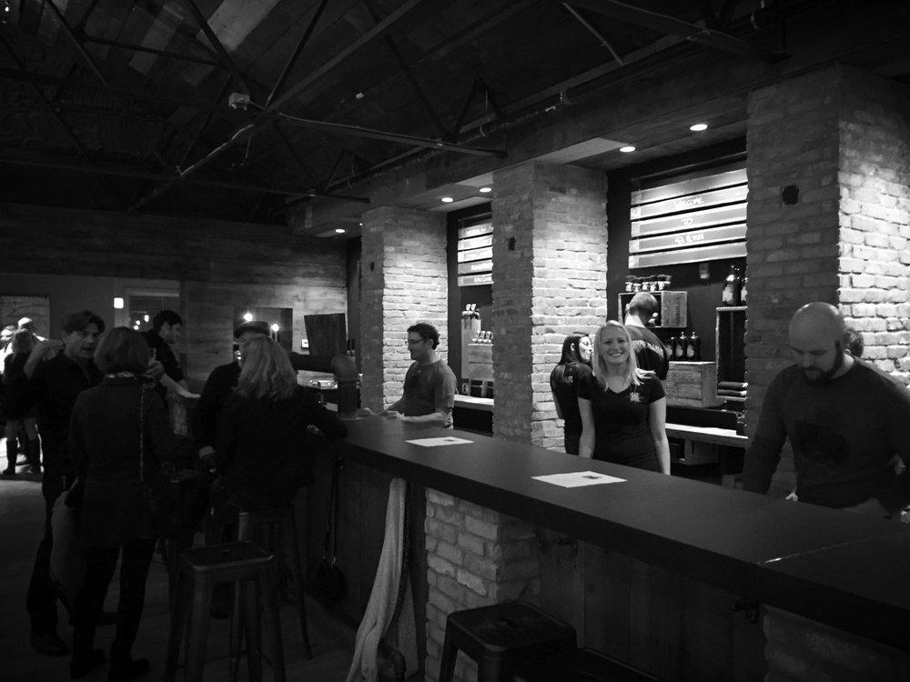 42 North Brewing Company, Urban Design