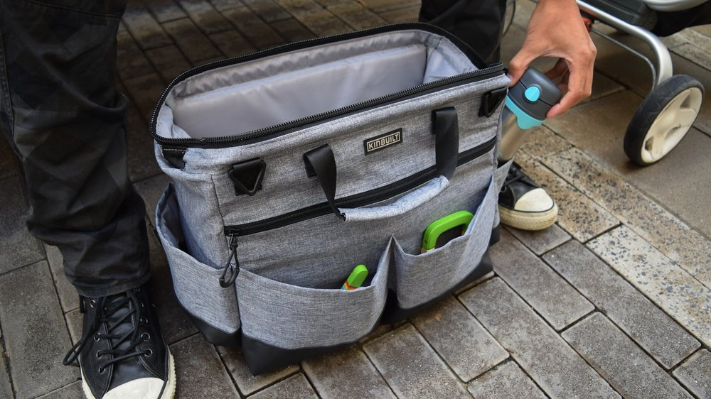 KINBUILT Diaper Bag Simpler Access