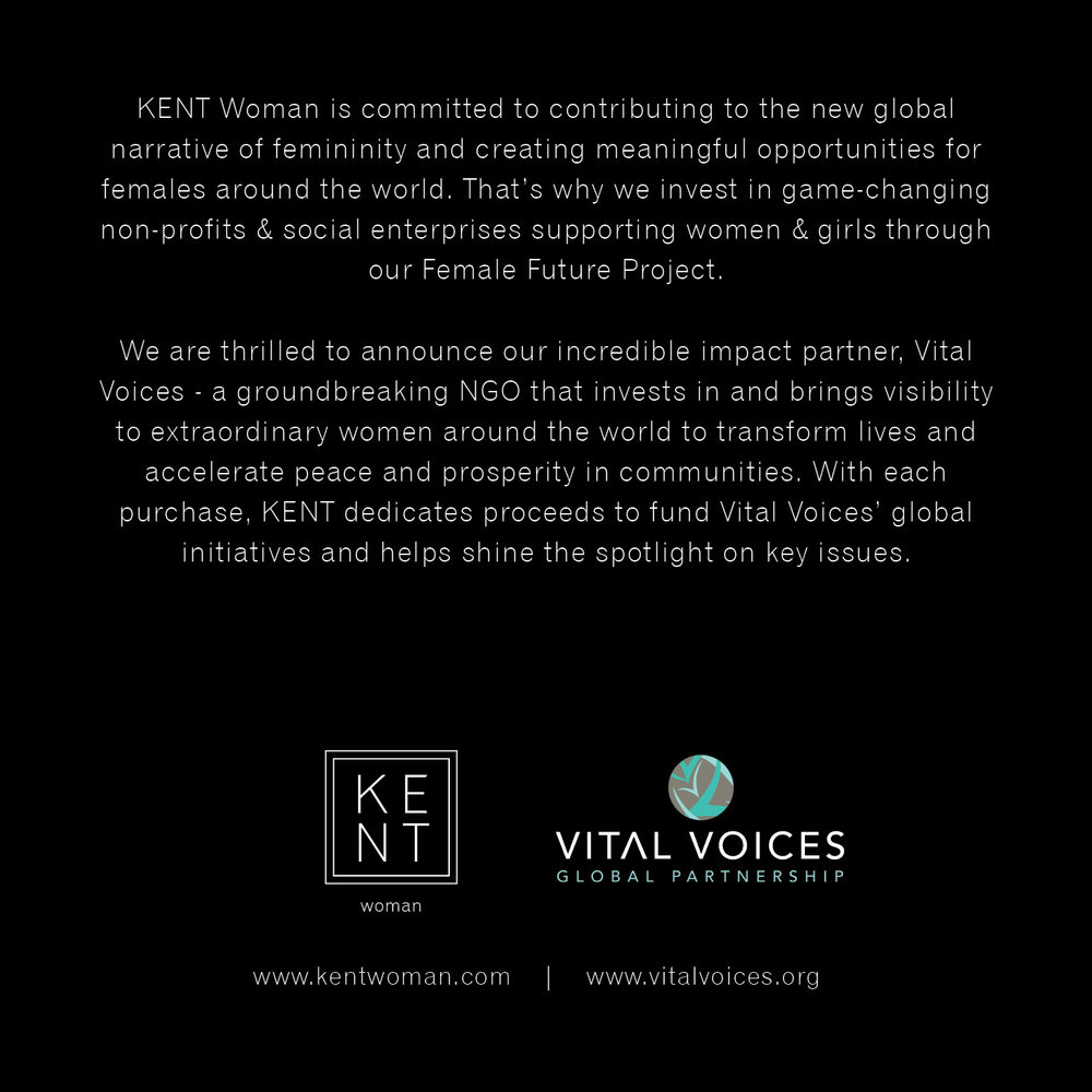 KENT Woman x Vital Voices Partnership Announcement2.jpg