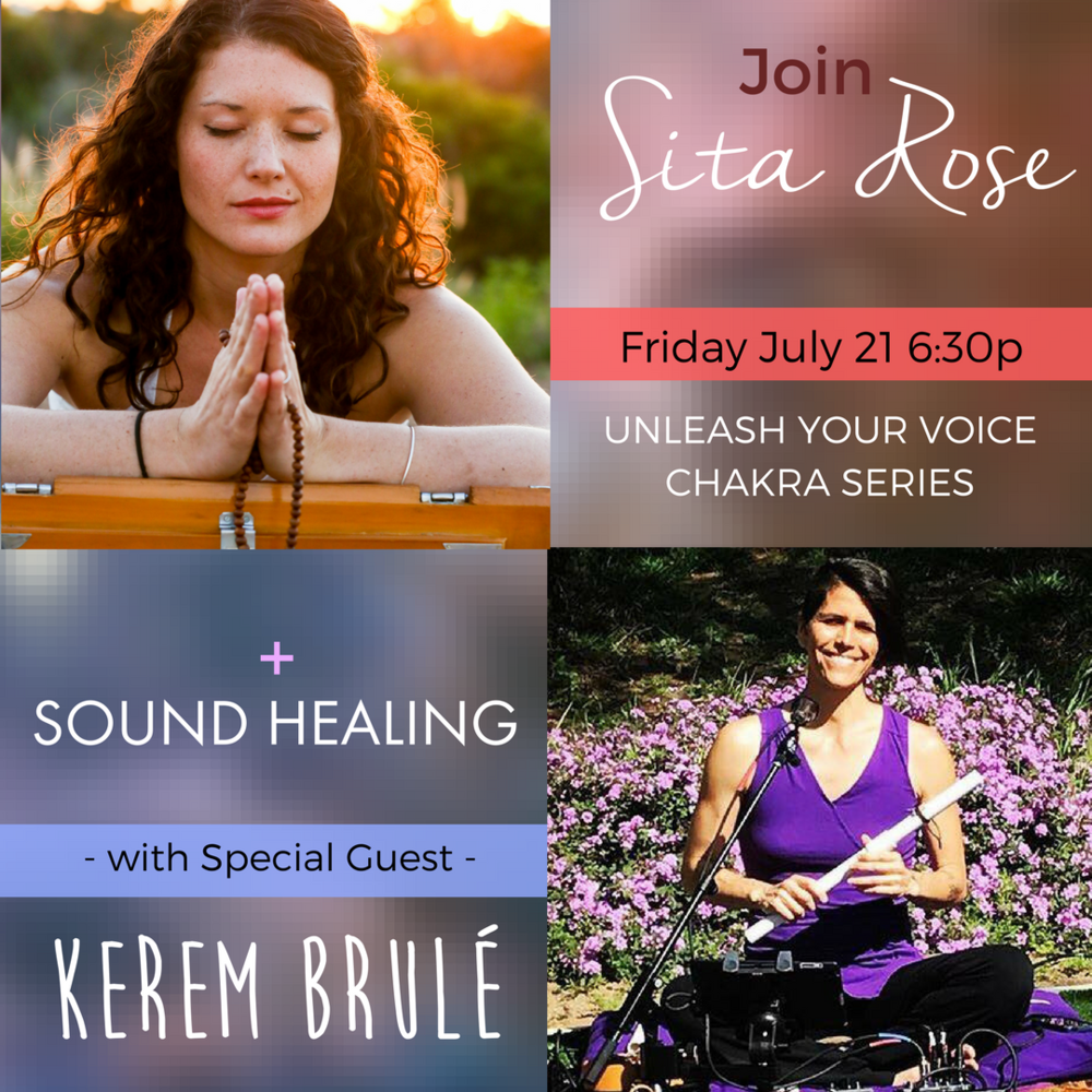 Sound Healing Vocal Workshop