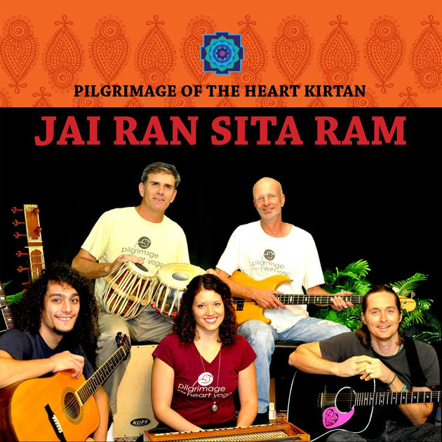 JAI RAM SITA RAM   Featuring soulful and heartfelt chants for entering a deeper and higher state of consciousness.