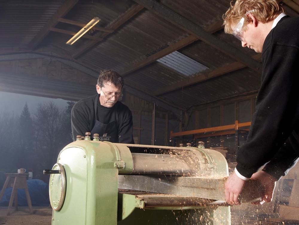 Bespoke joinery restoration service