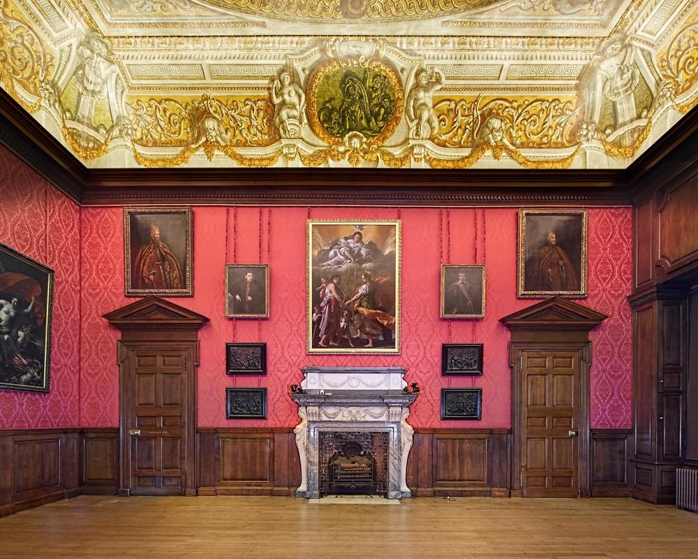 Kings Drawing Room - Kensington Palace London