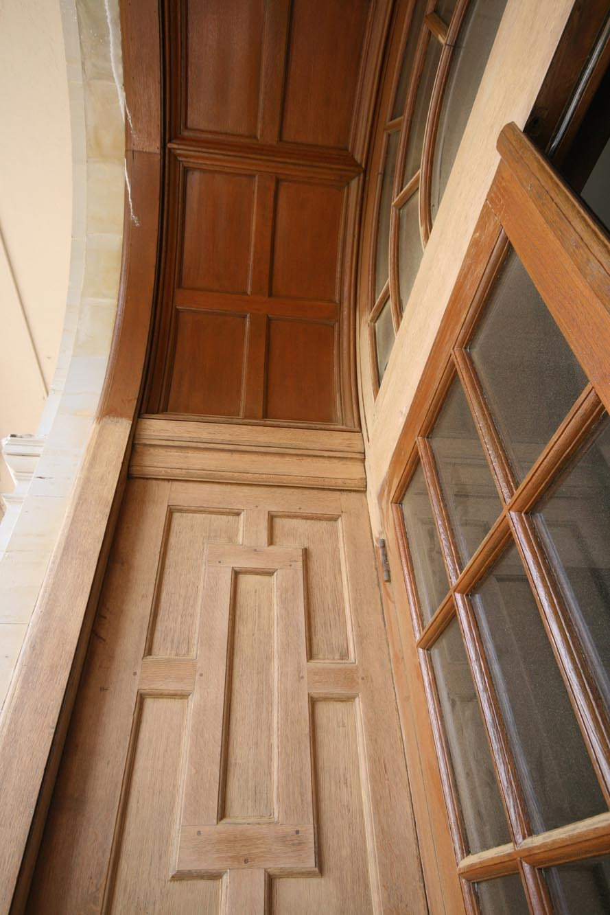 Oak joinery restoration in sussex