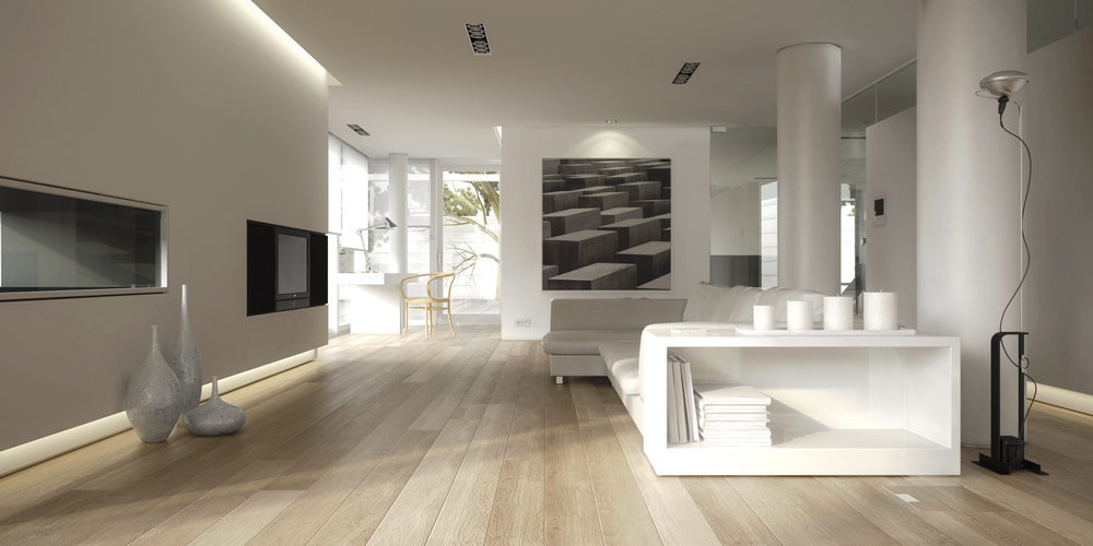 Contemporary Oak Flooring