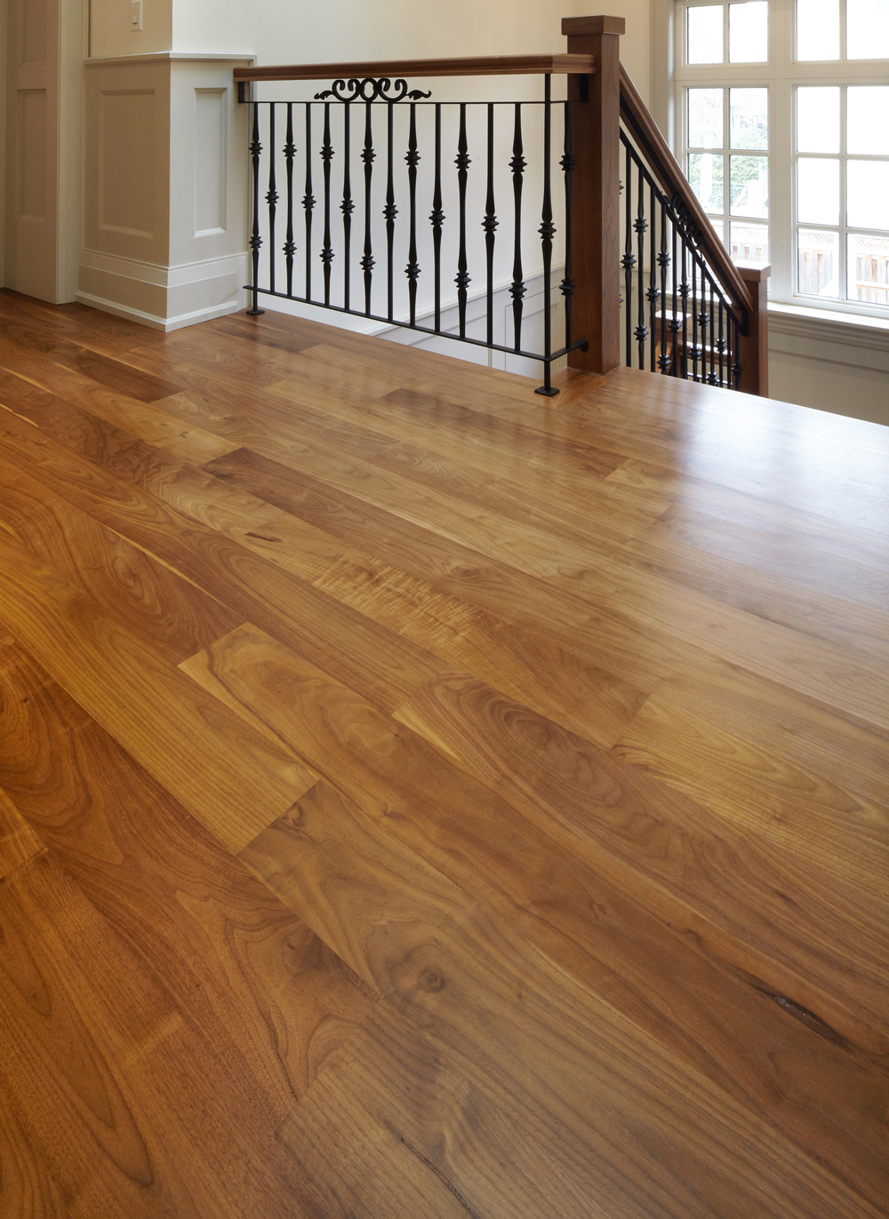 contemporary engineered wood flooring