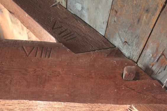 Carpenter's Assembly Marks