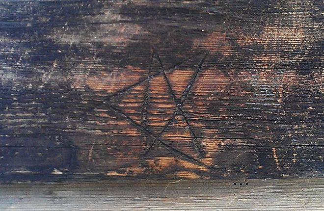 Apotropaic Pentangle