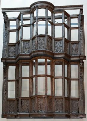 Sir Paul Pindar's House, 1600.