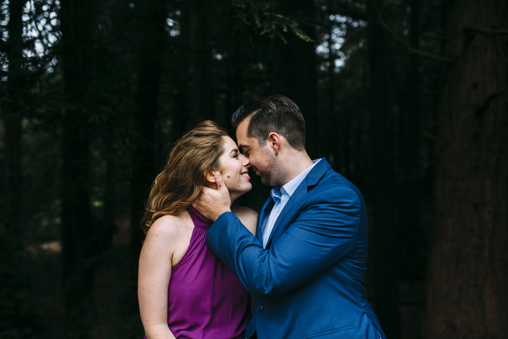 Nataly Zigdon Photography | San Francisco Wedding Photographer | Golden Gate Park | Engagement Session