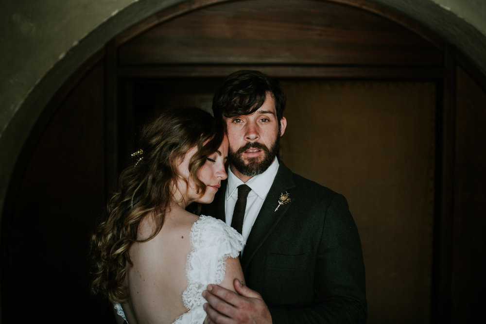 SIERRA & SHAWN // SWEDENBORGIAN CHURCH