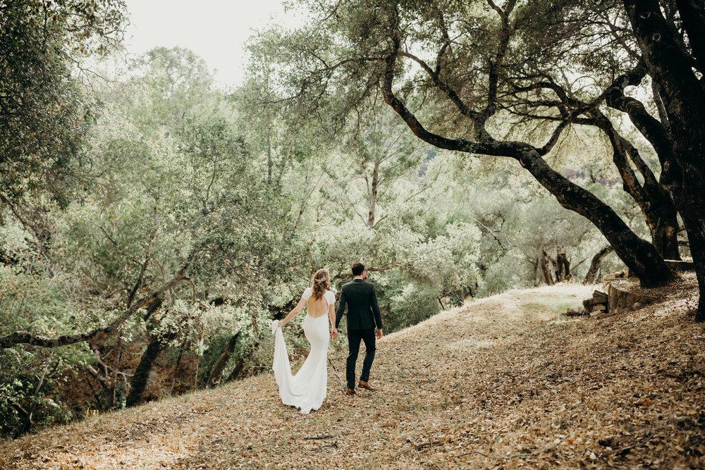 CLARE & SEAN // TRIPLE S RANCH WEDDING
