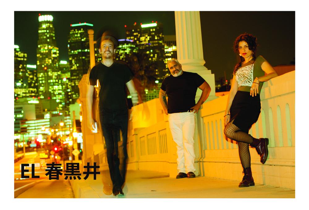 El Haru Kuroi and Downtown LA