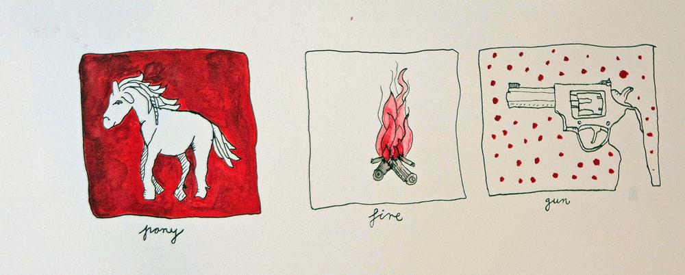 Triptychon 1