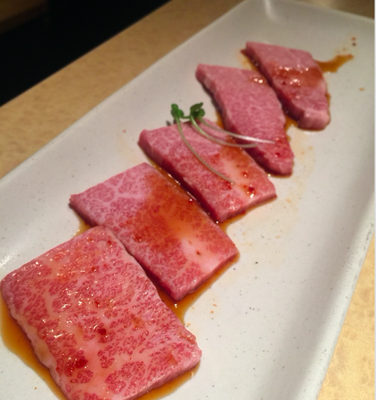 4th PlaceYakiniku (Wagyu BBQ) - Yammy Wagyu beef place is loved by local people!