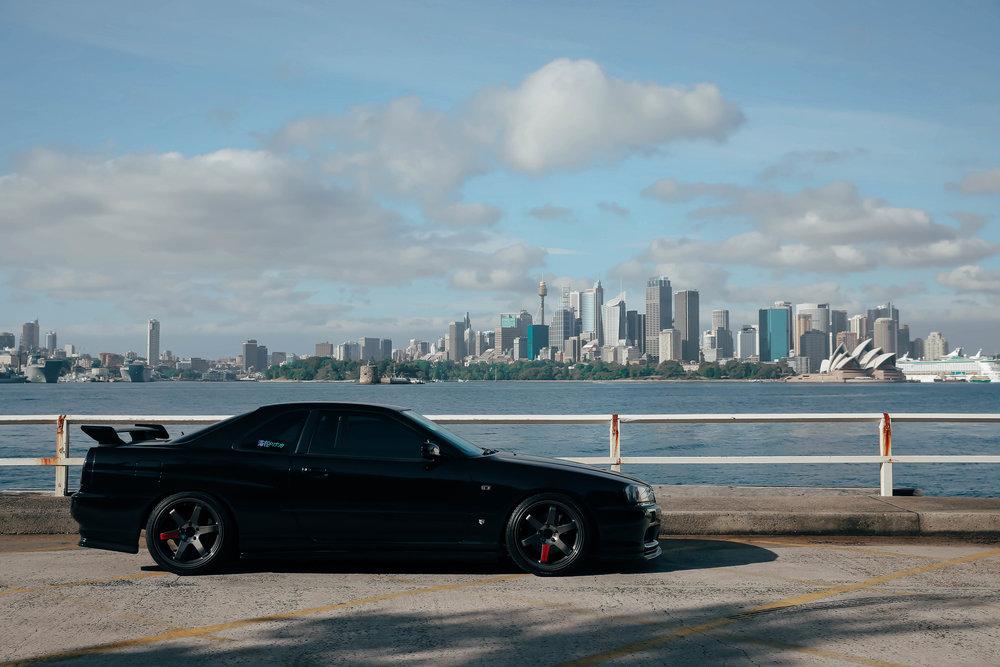 Sydney's skyline :P