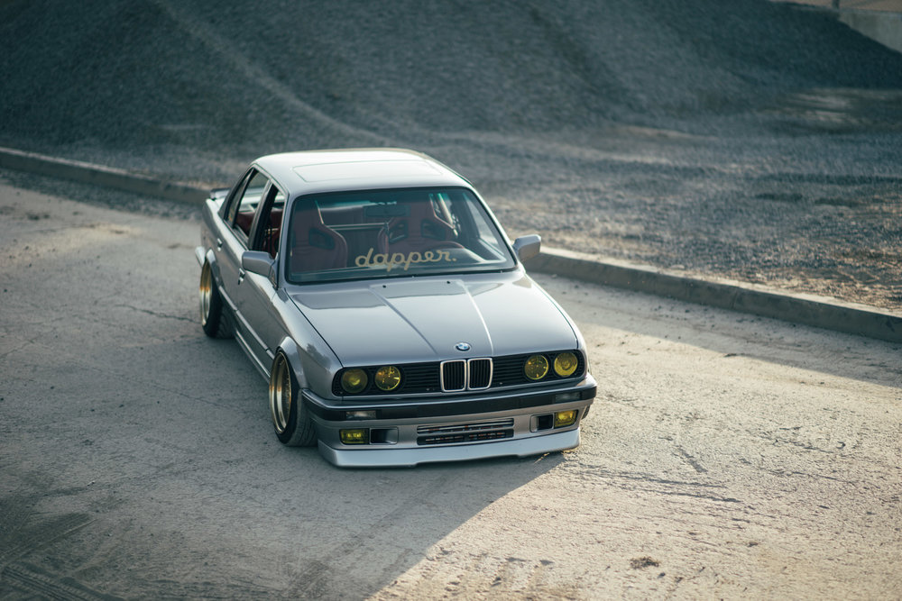 WHAT DRIVES YOU? - GARRETT DOTSON'S E30