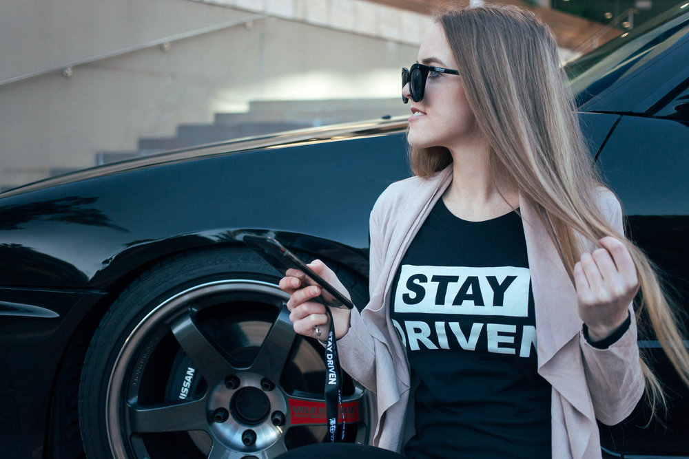 STAY POSITIVE - Always @stay.driven