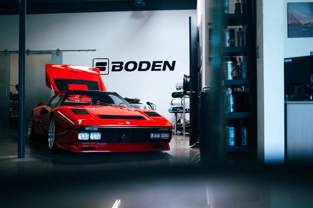 Boden Autohaus Shop Tour Stay Driven