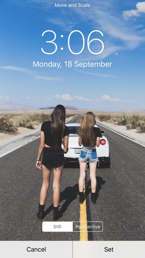 Presets Wallpapers Stay Driven