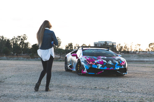 Alex Choi S Supercharged Huracan By Vfengineering Stay Driven