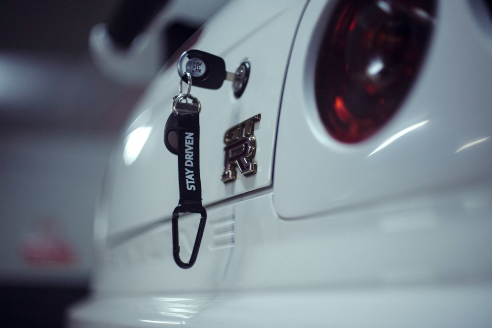 NEVER LOSE YOUR KEYS - Cars are made to be driven, and they should stay that way.