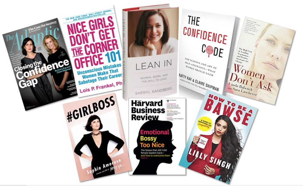 Encouraging women to act more like men devalues their contributions and reduces true diversity in the workplace. Photo courtesy of the author.