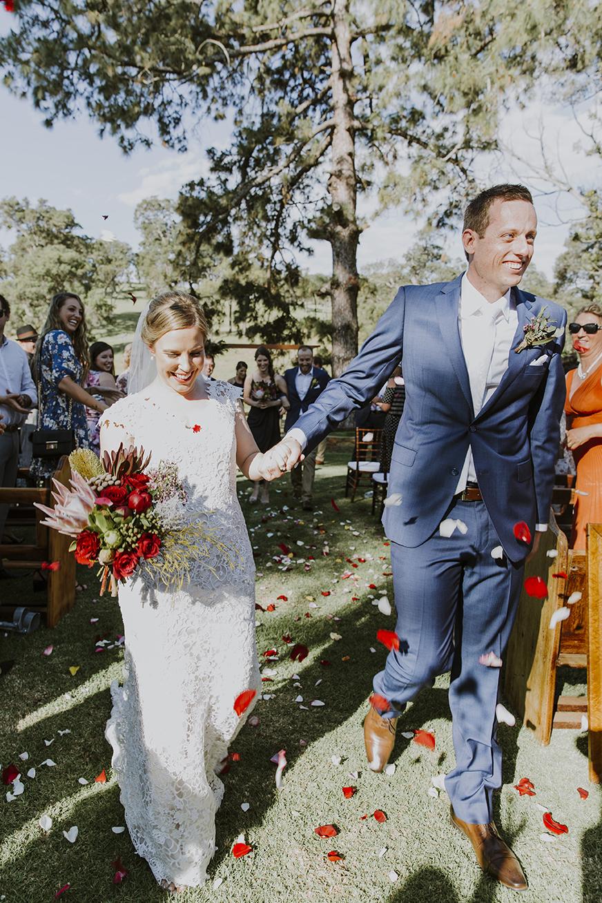 Wedding photography ceremone