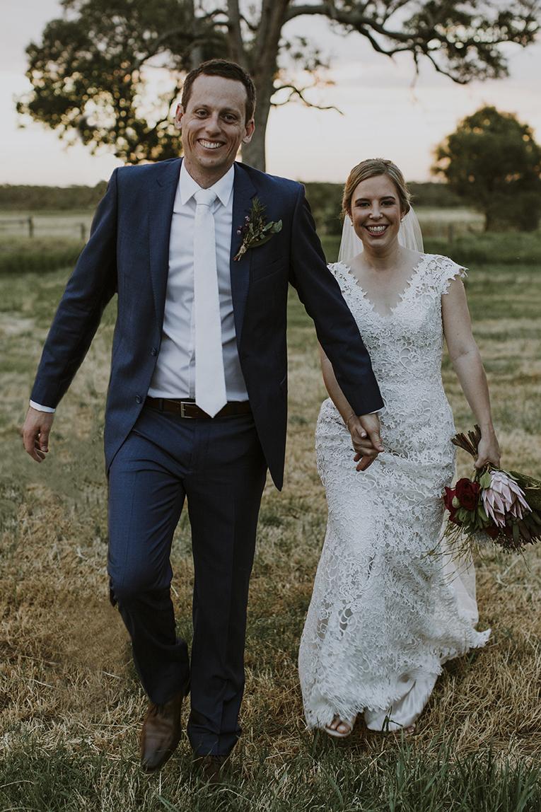 Wedding photography couple shoot
