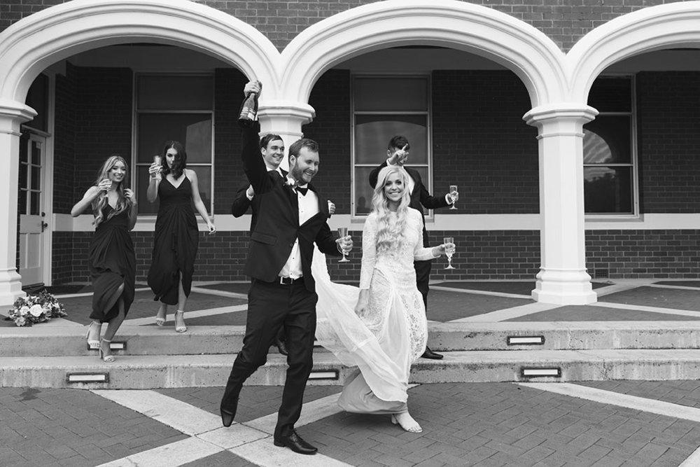 Perth Bride Aquinas College