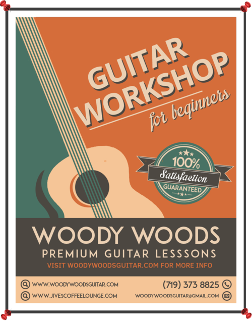 Doug And Austin Fudge A Dynamic Father Son Duo Own Operate Woody Woods Offers The Gift Of Guitar Lessons They Teach People All Ages