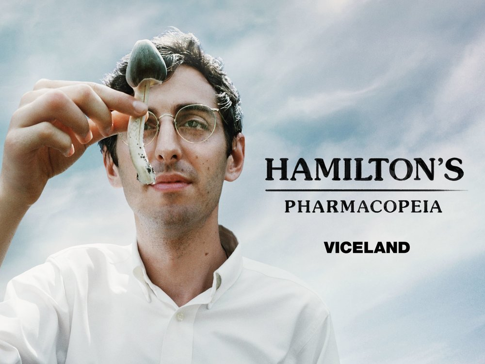 "Hamilton Morris is a journalist, science writer, editor and psychonaut. Check out his hilarious yet interesting take on Sensory Deprivation Tanks and if you enjoy it, his Pharmamacopeia series from Viceland is one of a kind. Click on the image and you'll be directed to the video ""Tanks for the Memories""."