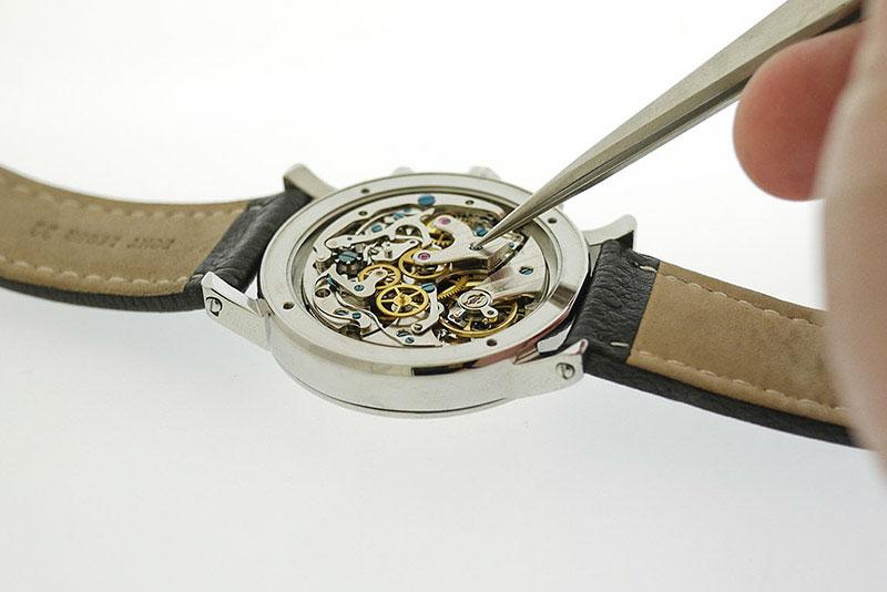 計時手錶維修