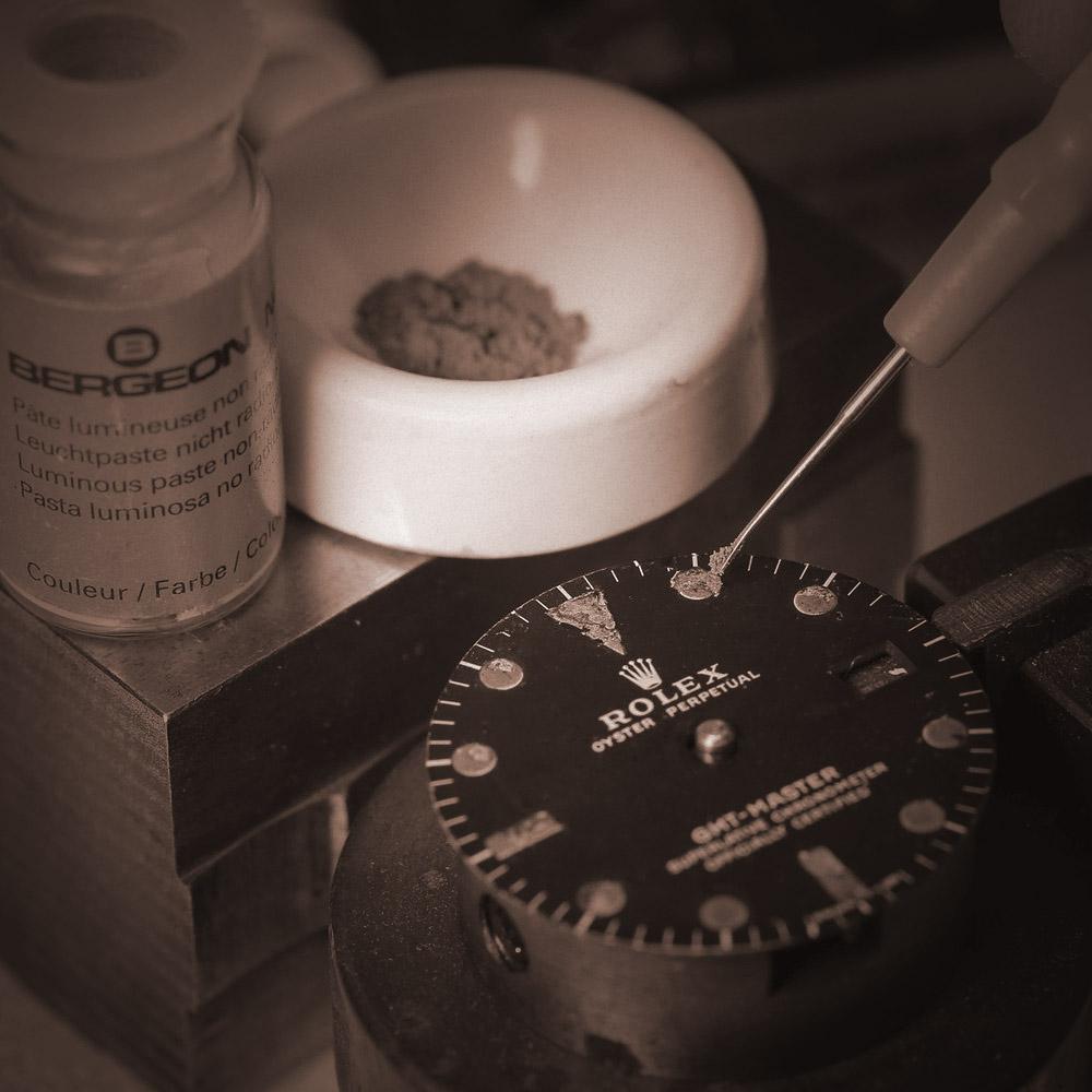 錶面翻新及維修