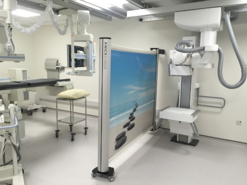 medical privacy screens