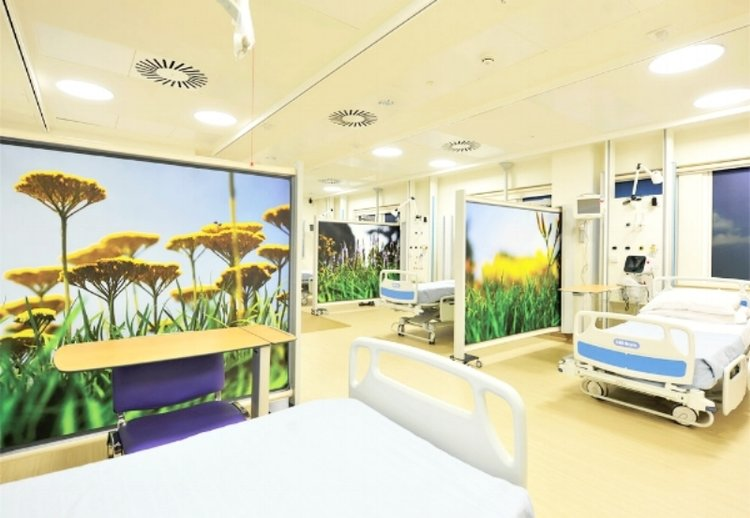 How To Deal With Noise At Hospital Ward KwickScreen Hospital