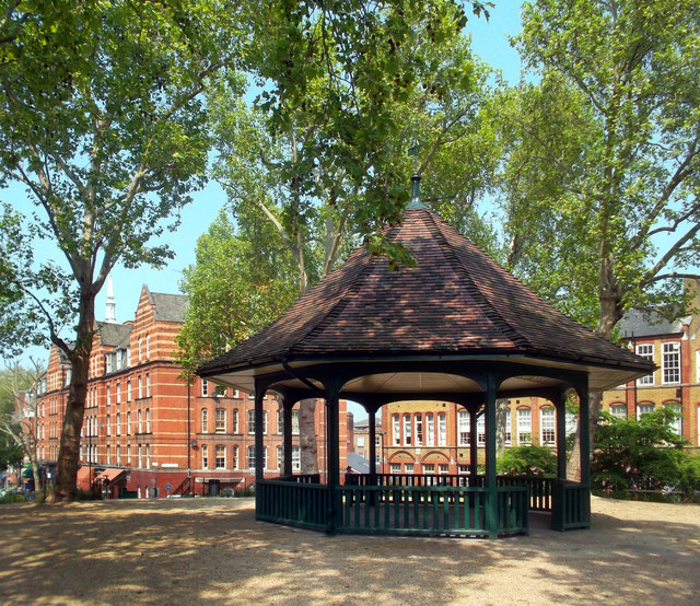 Arnold Circus Bandstand