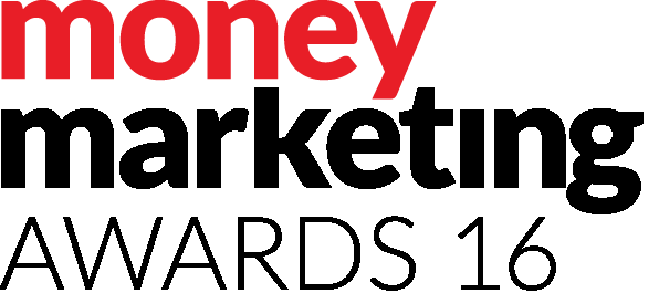 The logo of the Money Marketing Awards 2016