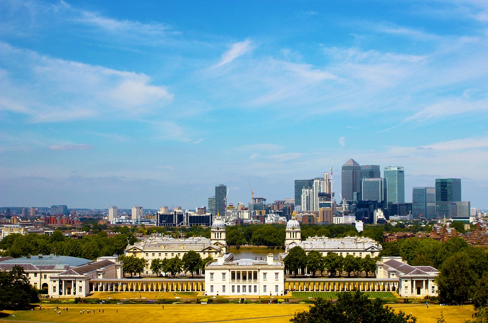A view of London. - Links to Our IfaS PAGE.