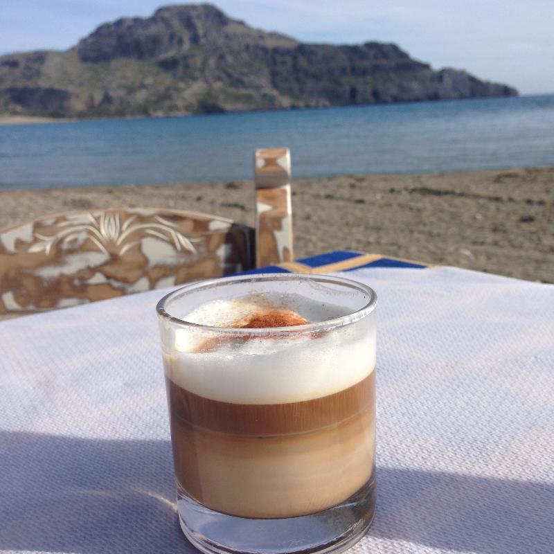 Fantastic coffee