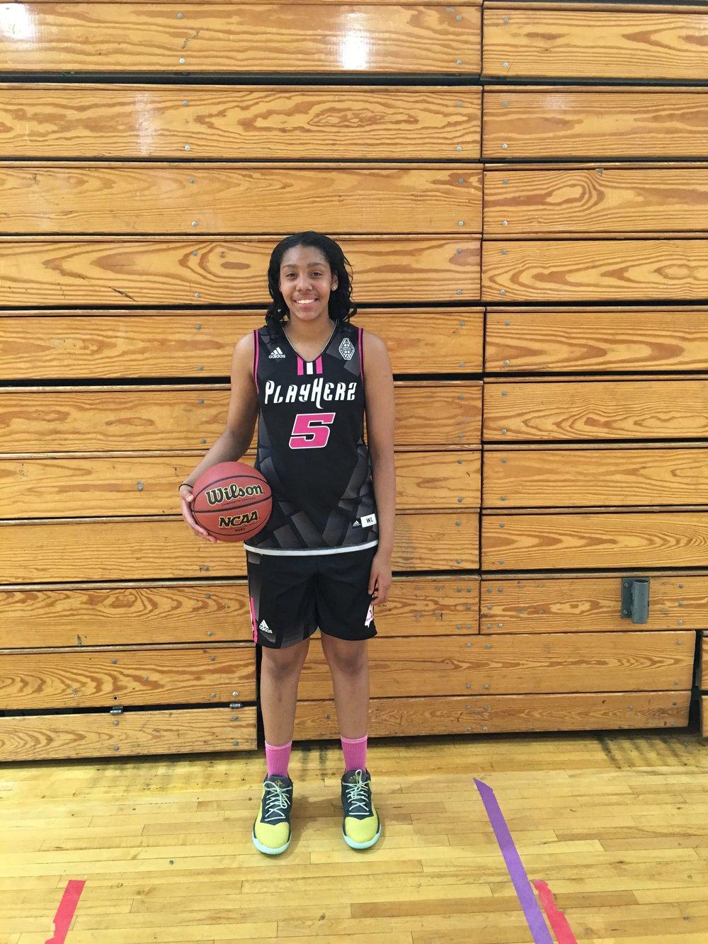 Tajae Stevenson Kennedy Paterson HS - 2017