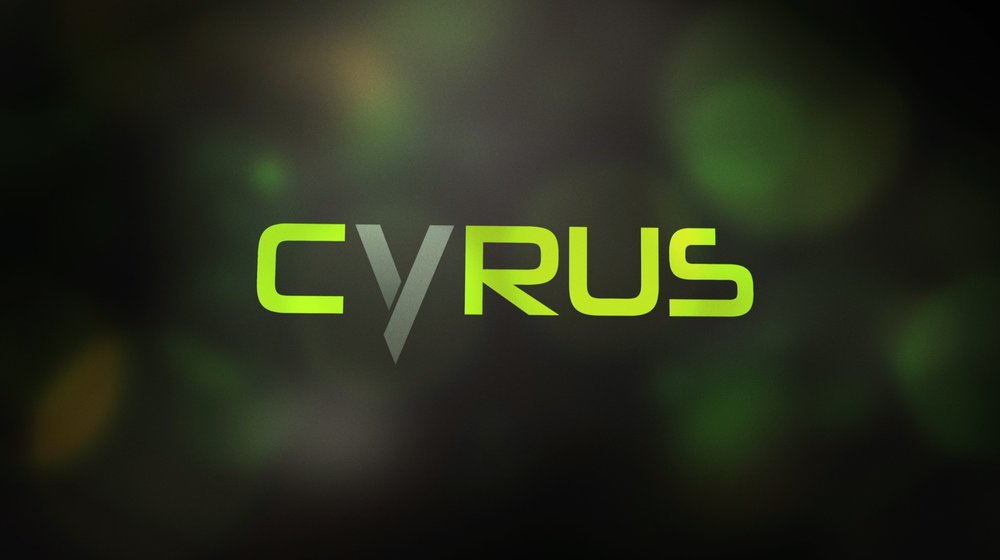 Cyrus Logo Animation
