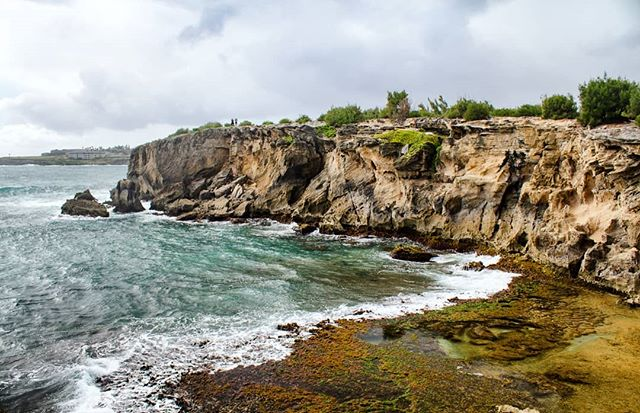 Maha'ulepu Heritage Trail in Poipu, Kauai . . . #kauai #mahaulepuheritagetrail #poipubeach #poipu #poipukauai #hawaii #hawaiilife #coast #beach