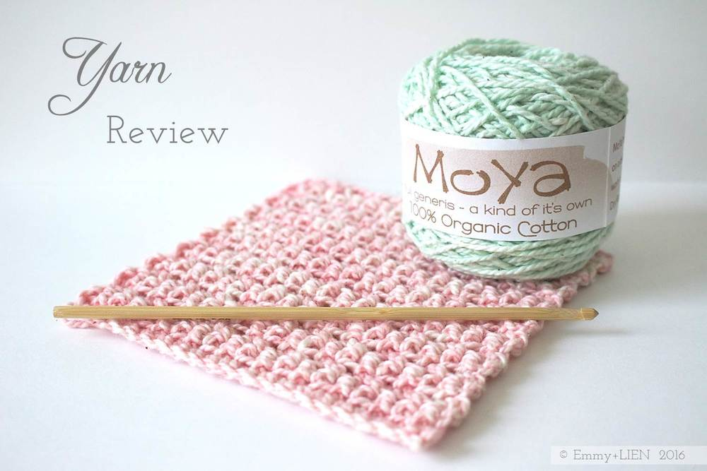 Yarn review: MoYa whisper | Emmy + LIEN blog