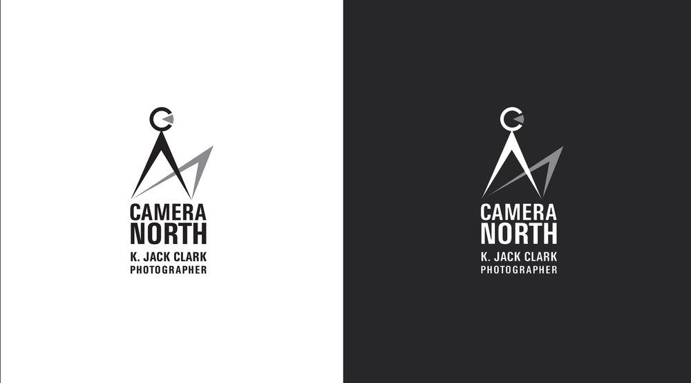 Camera North Logo/Reversed Version