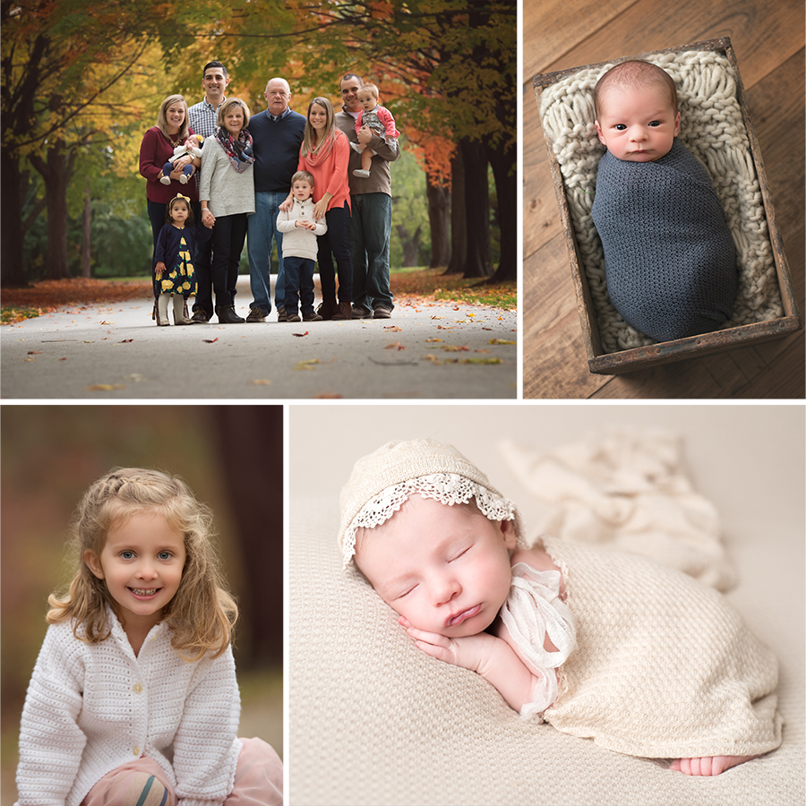 new hampshire newborn photographer