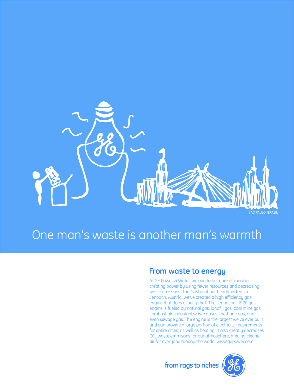 General Electric Ads
