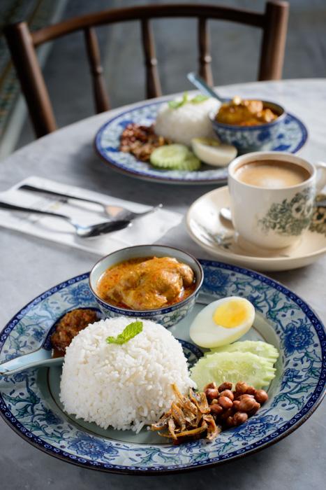 Penang food photography